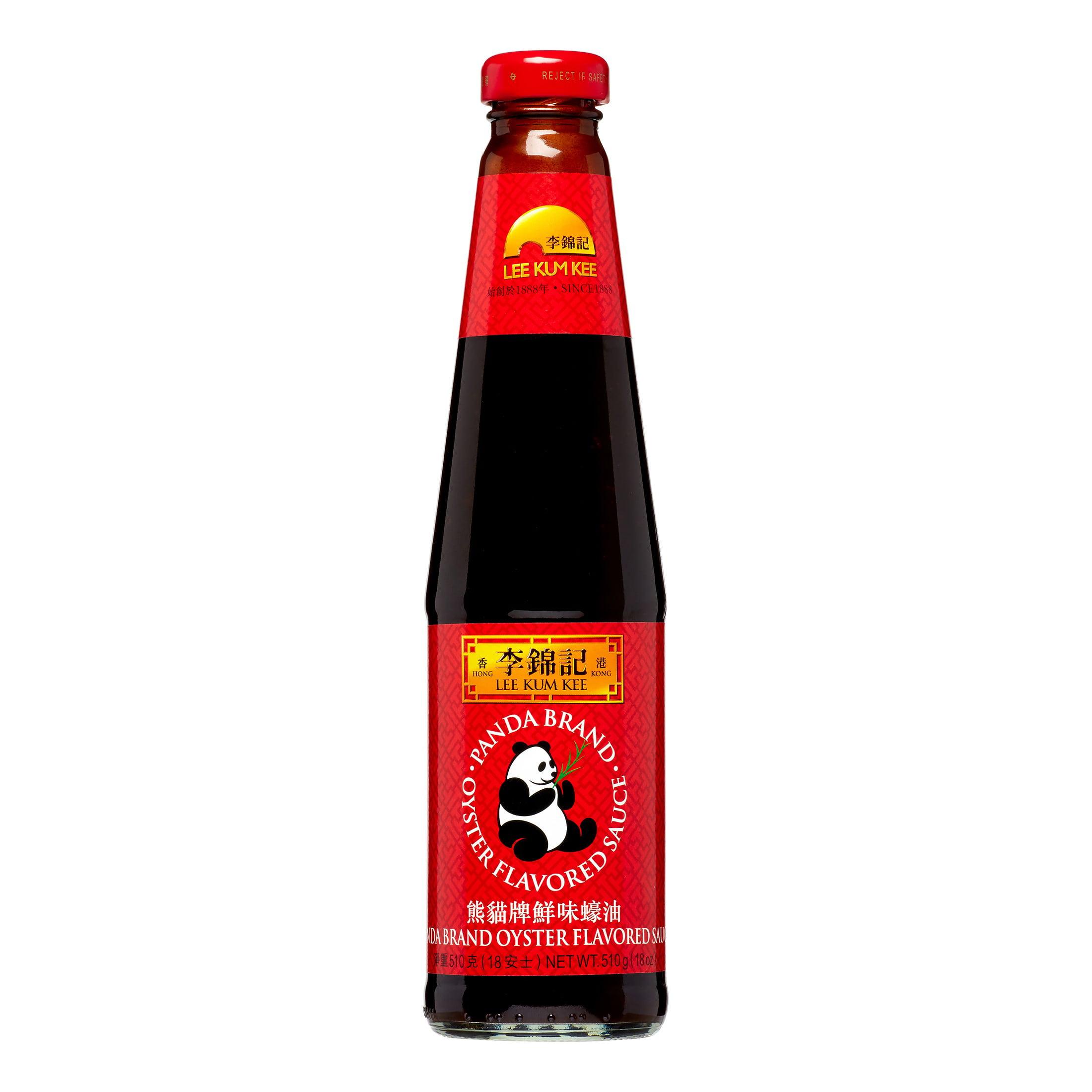 Lee Kum Kee Panda Oyster Sauce, 18 oz