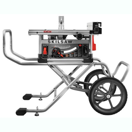 SKILSAW Spt99-12 10-Inch Heavy Duty Worm Drive Table Saw With Stand