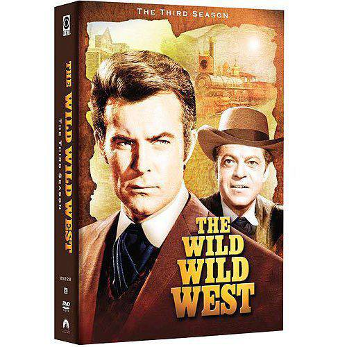 The Wild Wild West: The Complete Third Season (Full Frame)