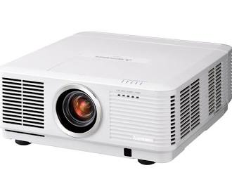 Mitsubishi WD8200U WXGA DLP projector (USED) Condition 7 10 by MITSUBISHI