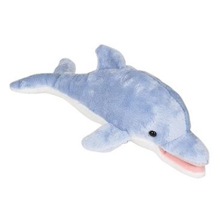 Dolphin Pounce Pal Plush Stuffed Animal - Dolphin Plush
