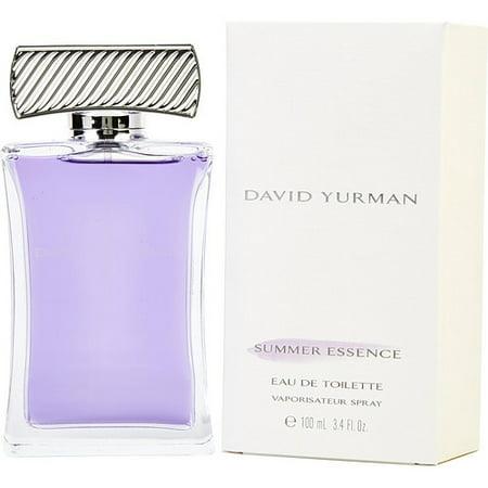 David Yurman Summer Essence Edt Spray 3.4 Oz (Limited Edition) For Women By David Yurman David Yurman Inspired Cable
