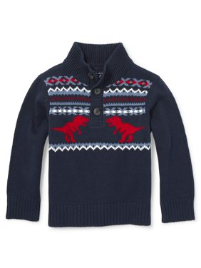 Toddler Boys Sweaters Walmartcom