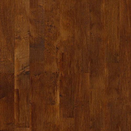 Wildon Home  6-3/8'' Engineered Handscraped Maple Flooring in Granite Shores
