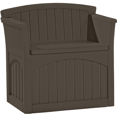 1sale Suncast 31 Gallon Patio Seat Outdoor Storage