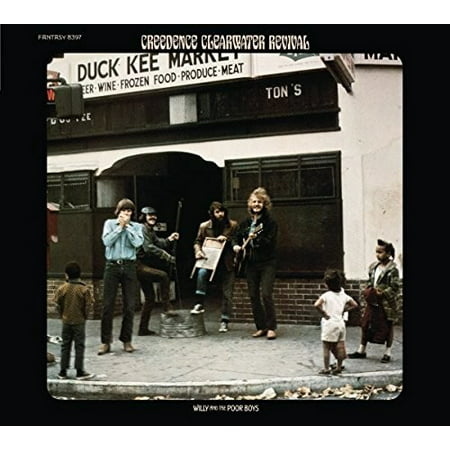 Willy & the Poor Boys (Vinyl)