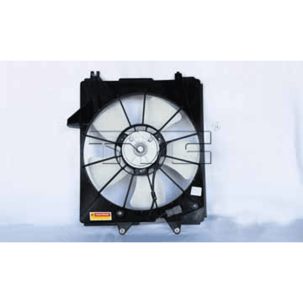 For Honda Odyssey Radiator A  C Cooling Fan Assembly 2005