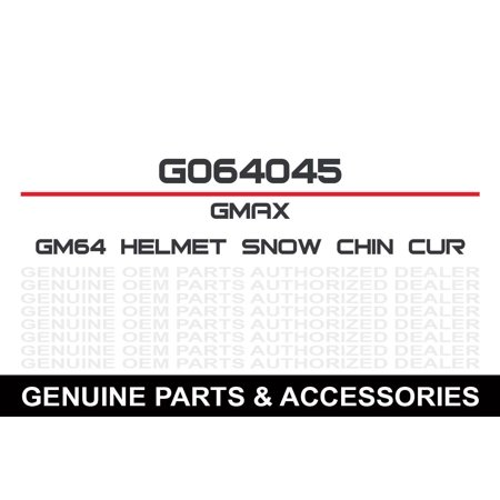 Snow Replacement Chin Curtain - Chin Curtain Gm64 Snow (Includes 2 Screws)