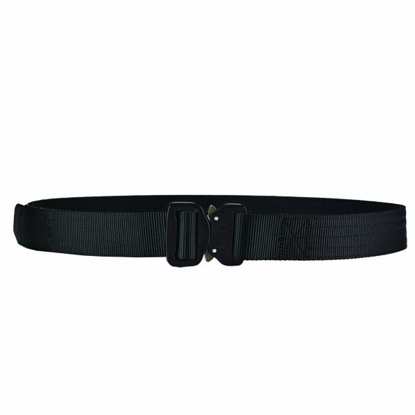 Galco CTBBKXL Cobra Tactical Belt Size XL Black Nylon by GALCO INTERNATIONAL