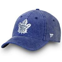 Product Image Toronto Maple Leafs Fanatics Branded Timeless Fundamental  Adjustable Hat - Blue - OSFA f32efb31465f