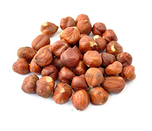 Anna and Sarah Organic Raw Turkish Hazelnuts (Filberts) in Resealable Bag, 1 Lb by