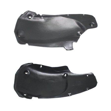 For 06 07 08 Sonata Rear Splash Shield Inner Fender Liner Left & Right SET PAIR