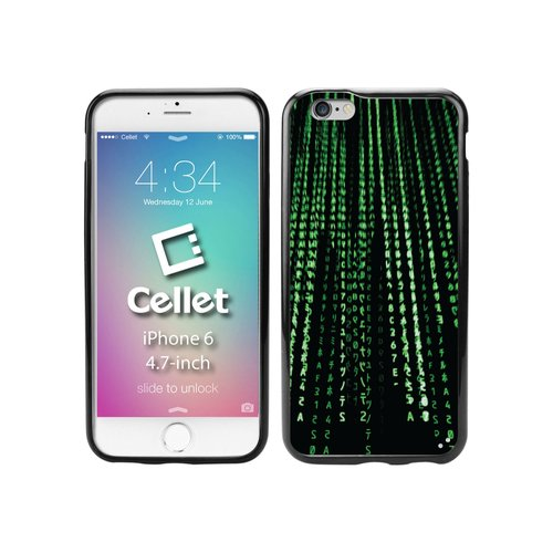 Cellet TPU/PC Proguard Case with Matrix Bill for Apple iPhone 6