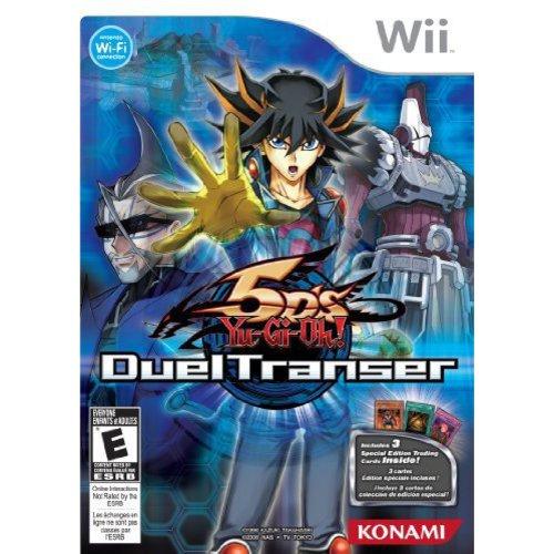 Yu-Gi-Oh 5D's Duel Transer (Wii)