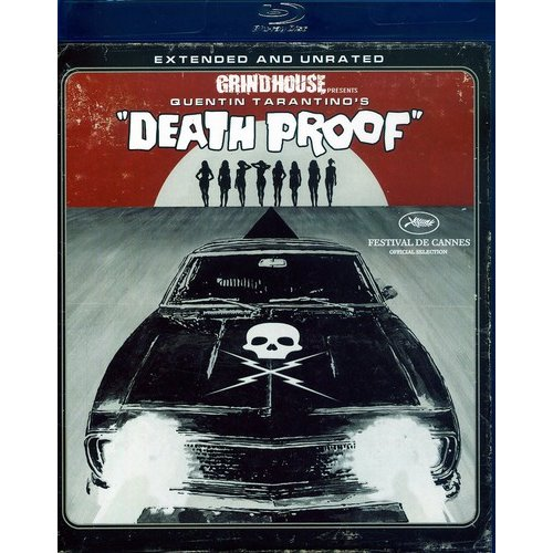 Death Proof (Blu-ray) (Unrated)