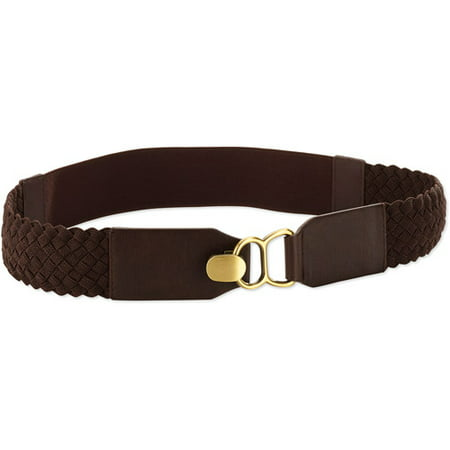 (Women's Dress Belt With Stretch)