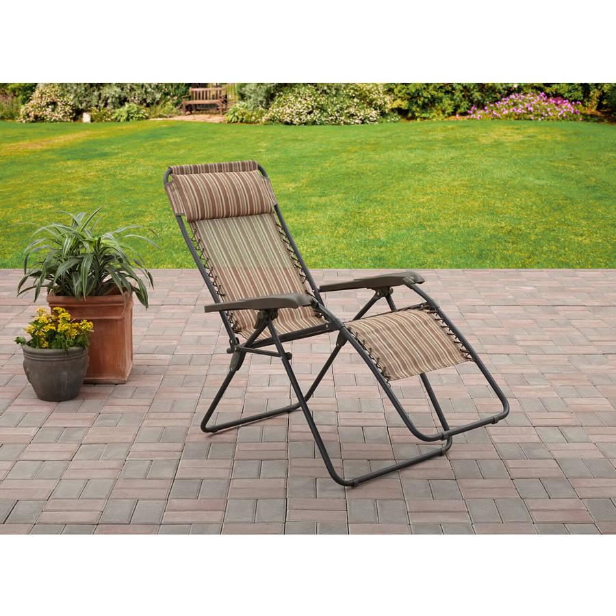 Oversized Zero Gravity Chair With Canopy Zero Gravity Chairs - Walmart.com