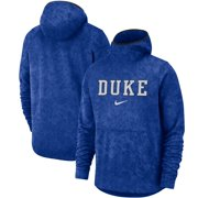 Duke Blue Devils Nike Basketball Spotlight Team Logo Performance Pullover Hoodie - Royal