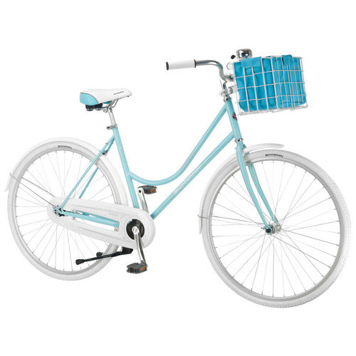 700C Schwinn Scenic Women's Multi-Use Bike, Light Blue