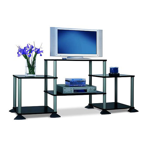mainstays tv stand for tvs up to 32 walmartcom - Walmart Small Tv Stands