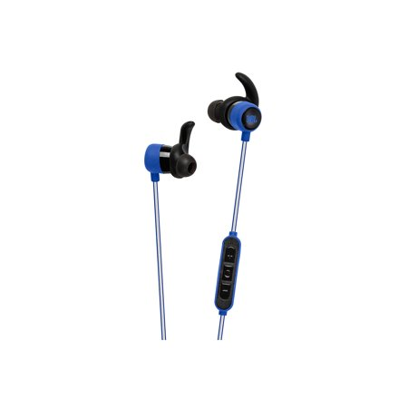 reflect mini bluetooth earbuds with mission cooling towel blue. Black Bedroom Furniture Sets. Home Design Ideas