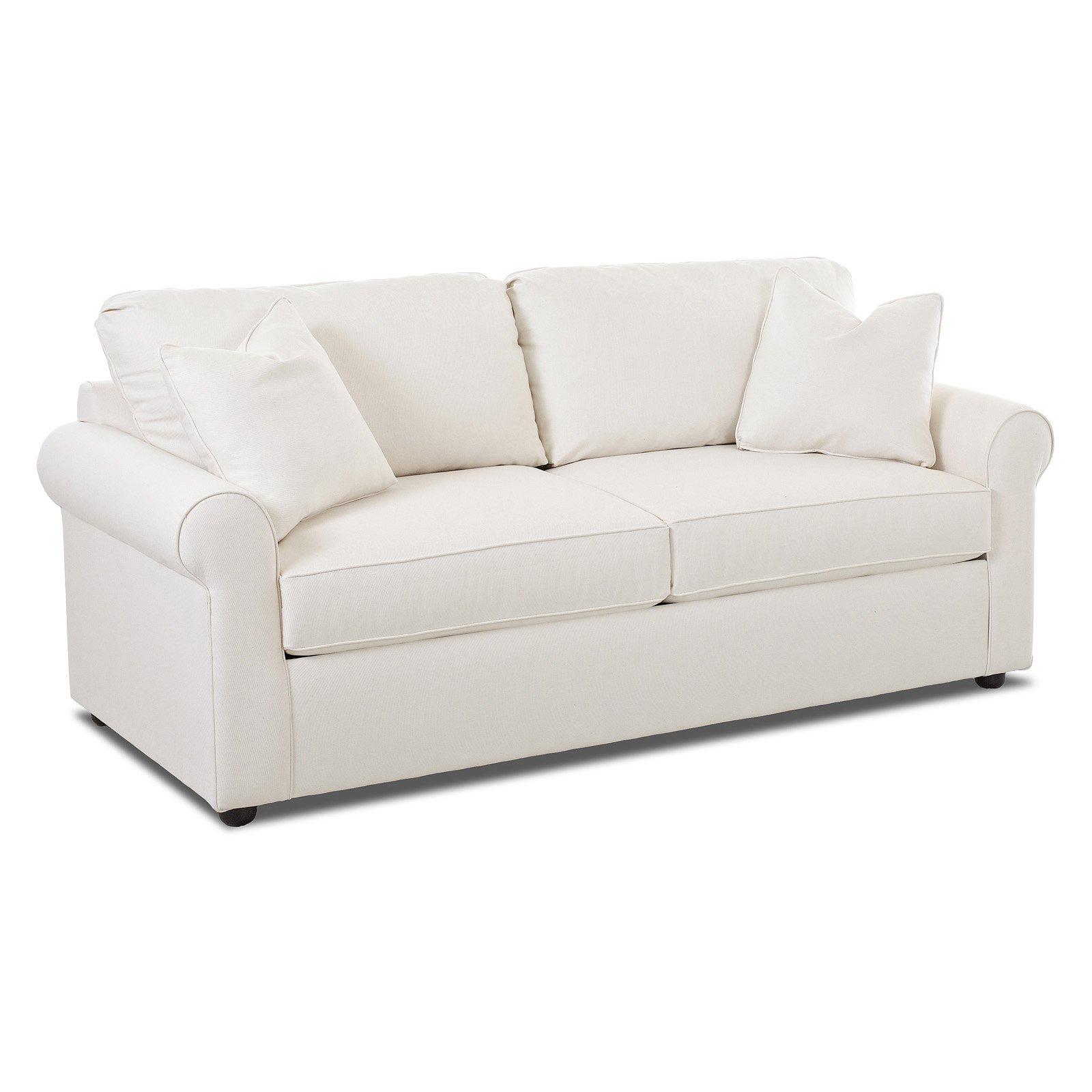 Klaussner Brighton Dreamquest Sleeper Sofa by Klaussner Furniture Industries