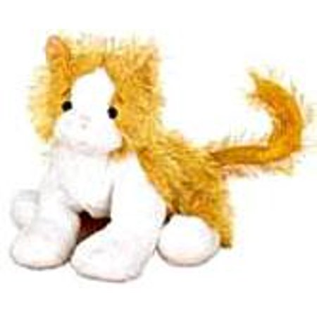 Webkinz Orange & White Cat Plush ()