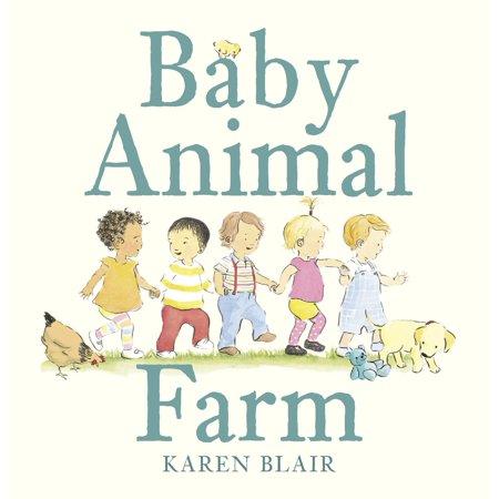 Baby Animal Farm (Board Book)