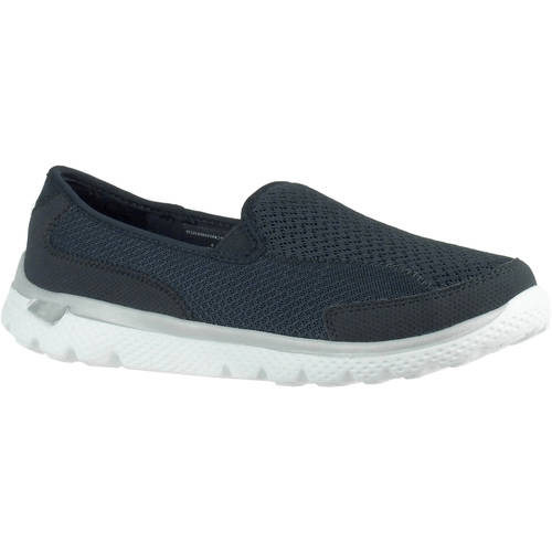 womens memory foam slip on athletic shoe slide on running