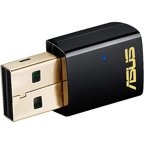 ASUS Dual-Band Wireless-AC600 WiFi Adapter