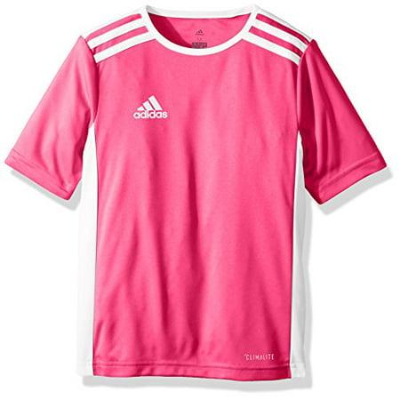 9269b1206 adidas - adidas Boys Soccer Entrada 18 Jersey - Walmart.com