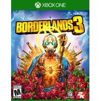Borderlands 3, 2K, Xbox One, 710425594946
