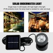 Solar Powered Pool Lights