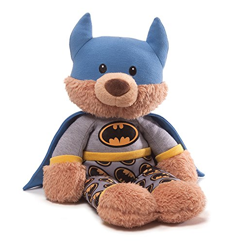 Gund DC Comics Batman Bedtime Pal Stuffed Plush