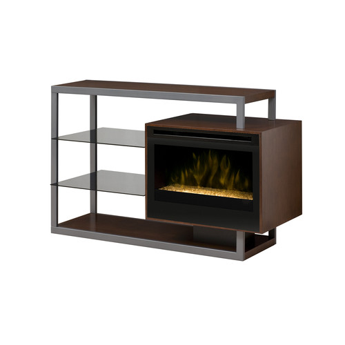 Dimplex Hadley 53'' TV Stand with Fireplace