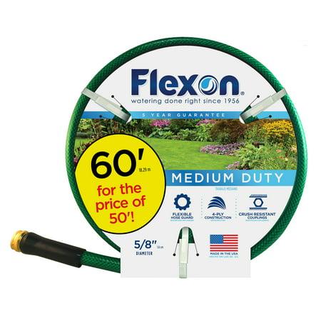 Flexon Special Medium Duty Hose, 60'