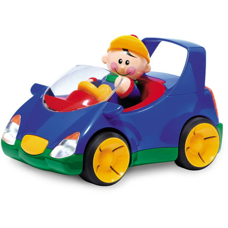 Tolo First Friends Car, Primary Colors