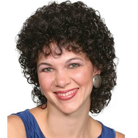 Fashion women short curly Nola wig - Black Women Wigs