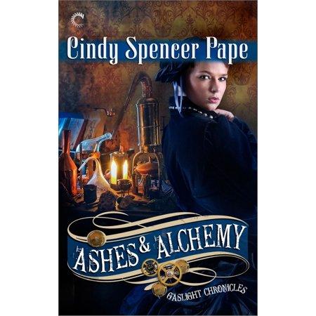 Ashes & Alchemy - eBook (Free Alchemy Books)