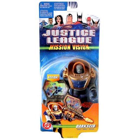 Darkseid Justice League (Justice League Mission Vision Darkseid Action Figure )