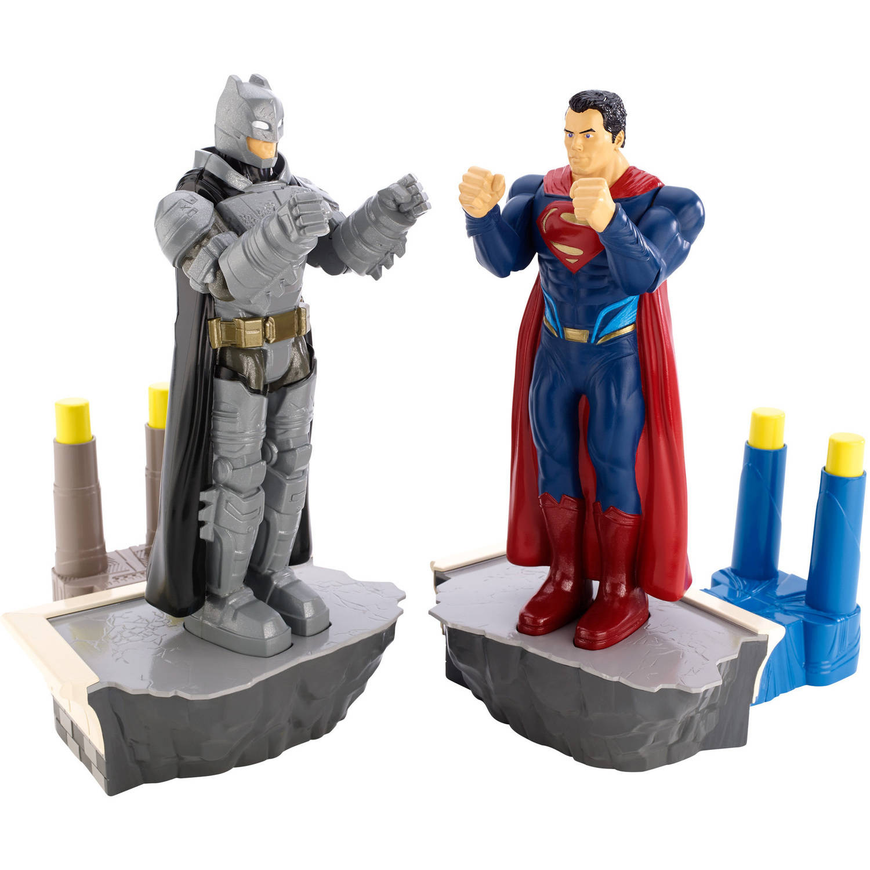 Rock 'Em Sock 'Em Robots Batman V Superman by Mattel