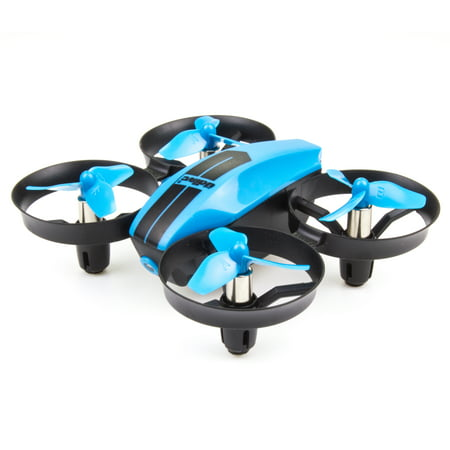 UDI U46 Mini Drone for Kids 2.4G 4CH RC Drones with Altitude Hold Headless Mode One Key Take off Landing Nano Quadcopter for Beginners Flying