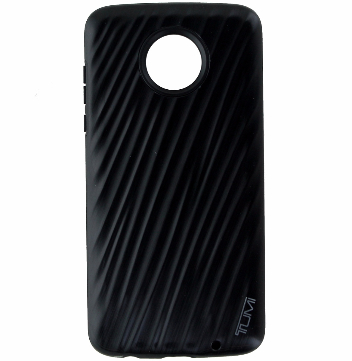 Tumi 19 Degree Series Hybrid Hard Case For Motorola Moto Z2 Play - Black (Refurbished)