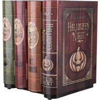 Moving Books Animated Halloween Decoration