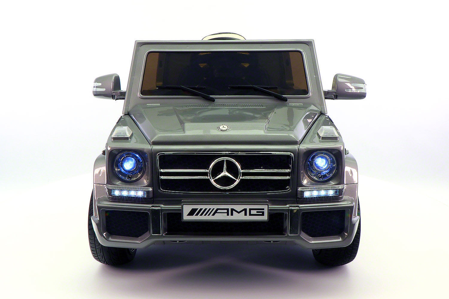 Mercedes Benz G65 AMG 12V Battery Powered Ride On Toy Car With MP3 And R/
