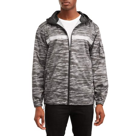 Pnw Men's full zip rain jacket, up to size 3xl (The North Face Bakossi Mens Rain Jacket)