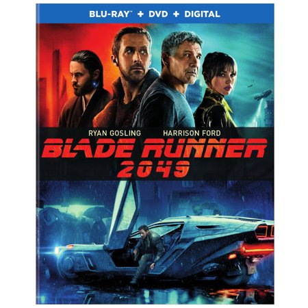 Blade Runner 2049 (Blu-ray + DVD + Digital)