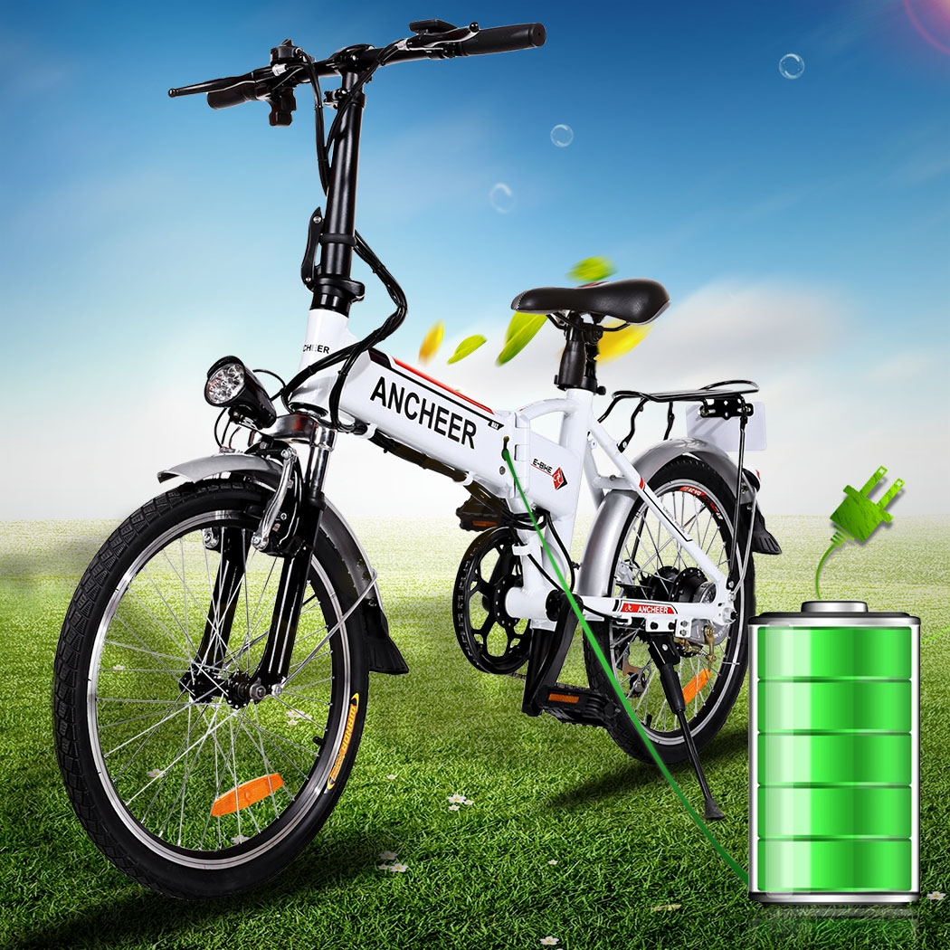 New year big sale !Adjustable Foldable Mountain Bike Electric Bicycle BTC