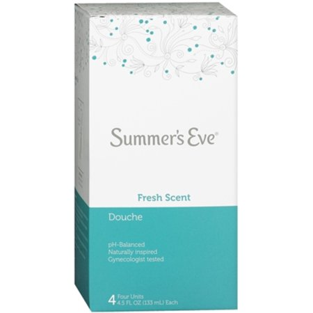 Summers Eve Douche Fresh Scent 4 Each  Pack Of 2