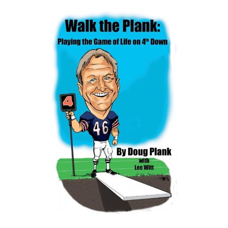 Walk the Plank : Playing the Game of Life On 4th Down